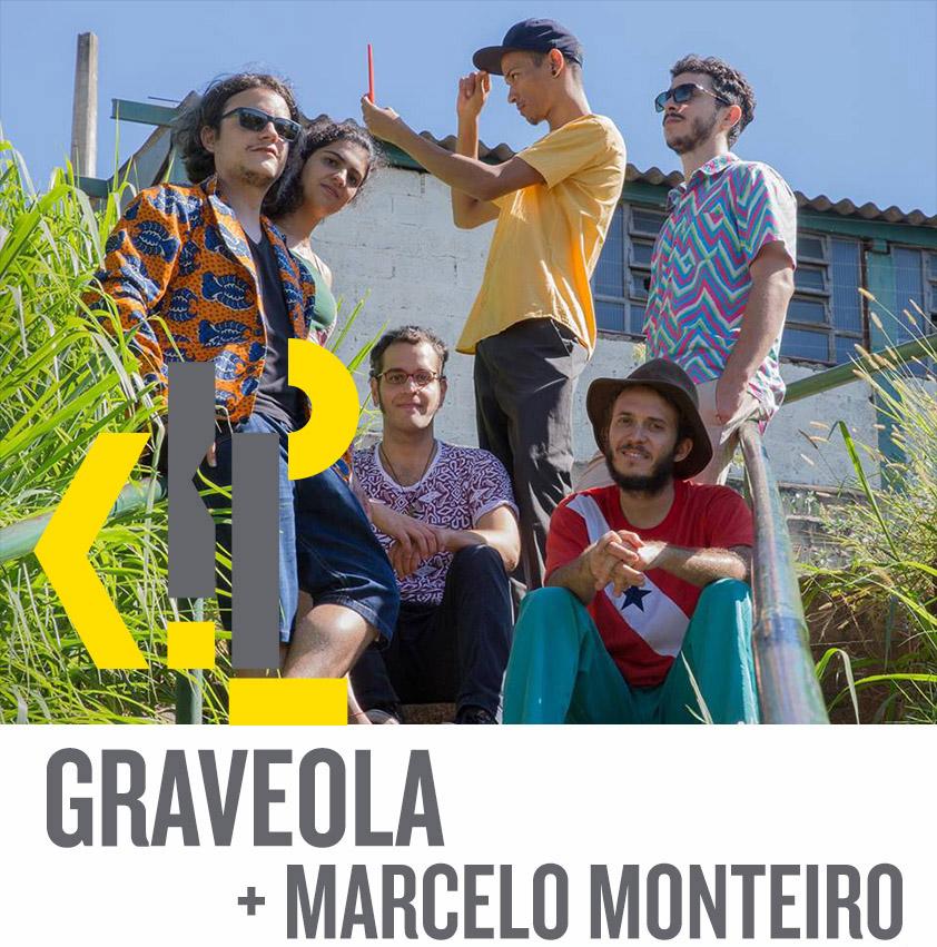 GRAVELA + MARCELO MONTEIRO