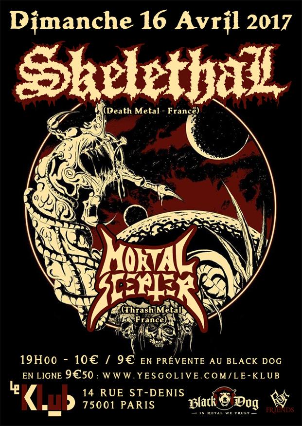 Skelethal + Mortal Scepter ■ 16.04