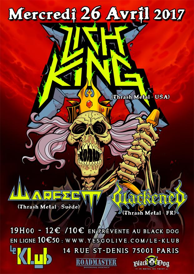 Lich King + Warfect + Blackened ■ 26.04