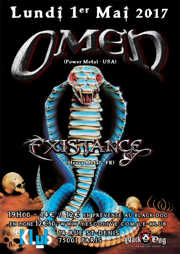 OMEN + EXISTANCE