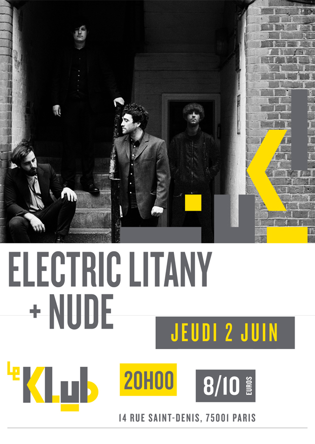 ELECTRIC LITANY + NudE
