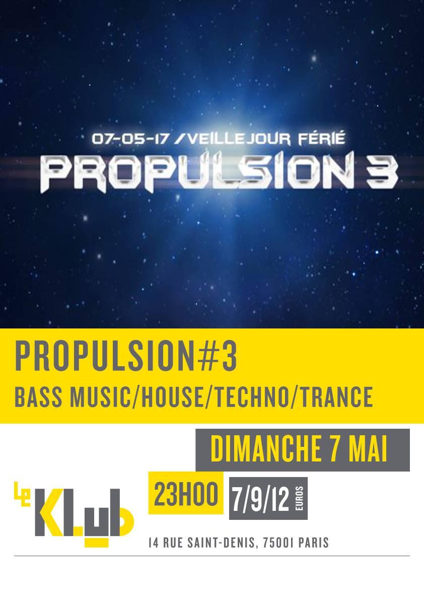 PROPULSION #3 ■ 07.05