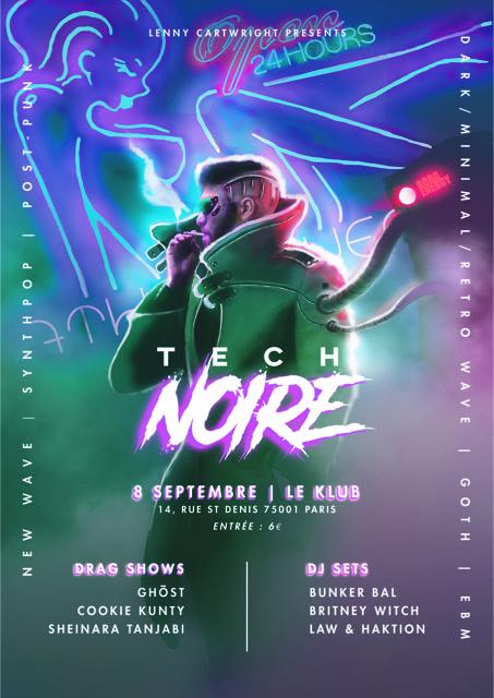 TECH NOIRE #7 ■ 08.09