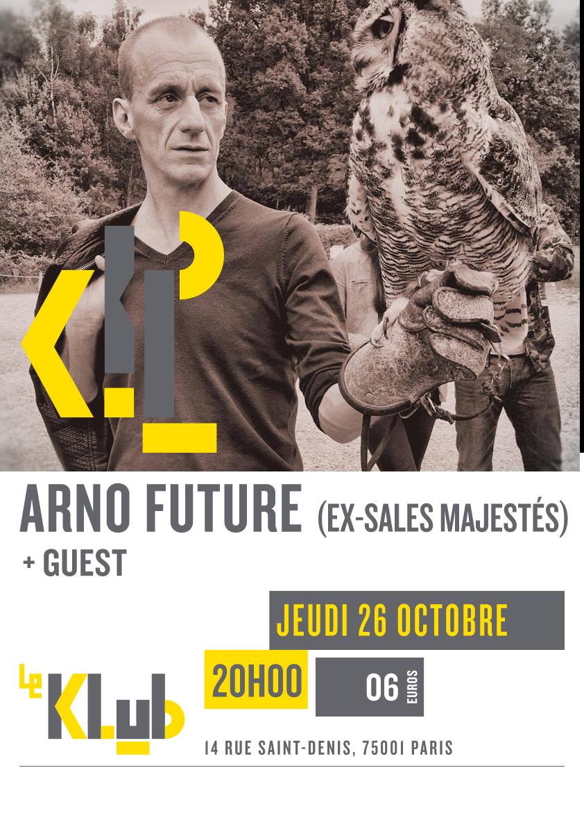 ARNO FUTURE ■ 26.10