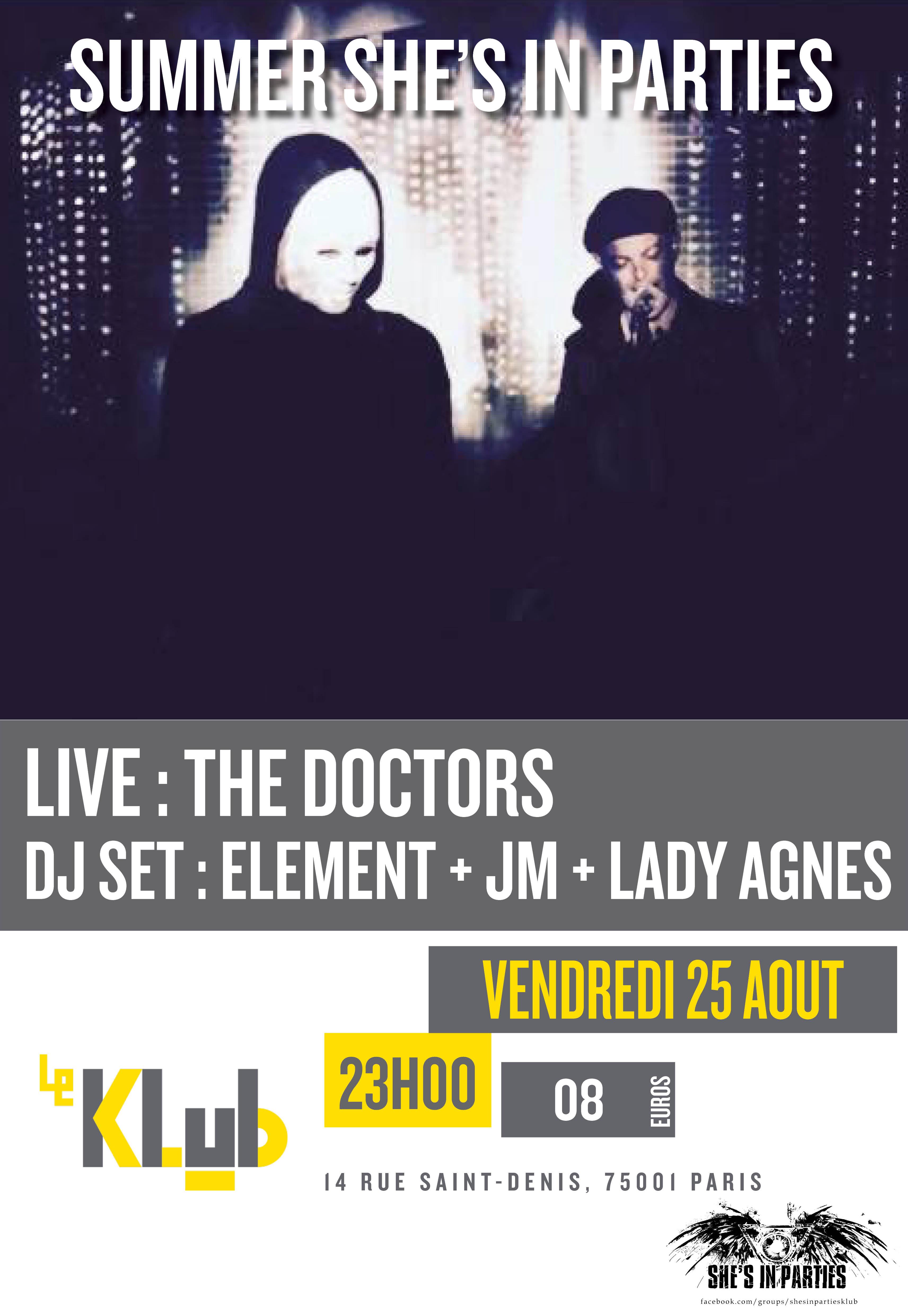 The Doctors ■ 25.08