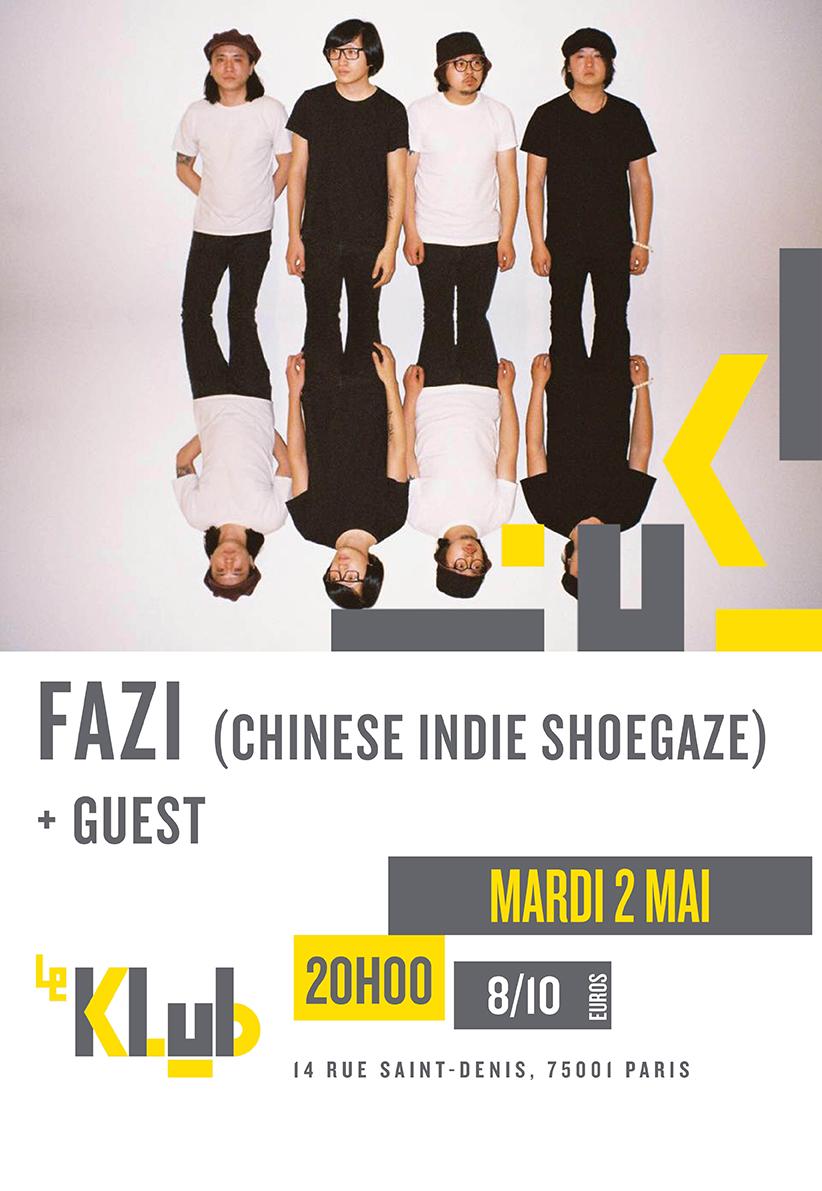 FAZI + GUEST ■ 02.05