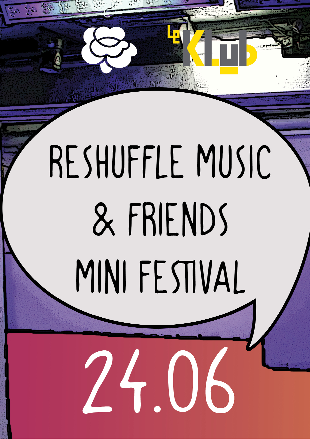 RESHUFFLE MUSIC & FRIENDS - MINI FESTIVAL