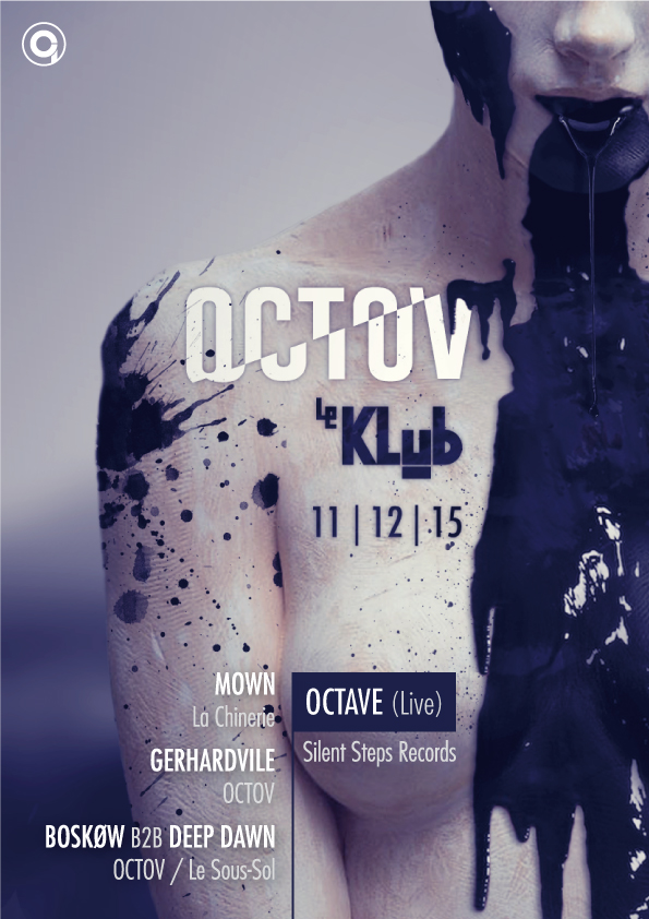 OCTOV ■ DJ PARTY ■ 23H00