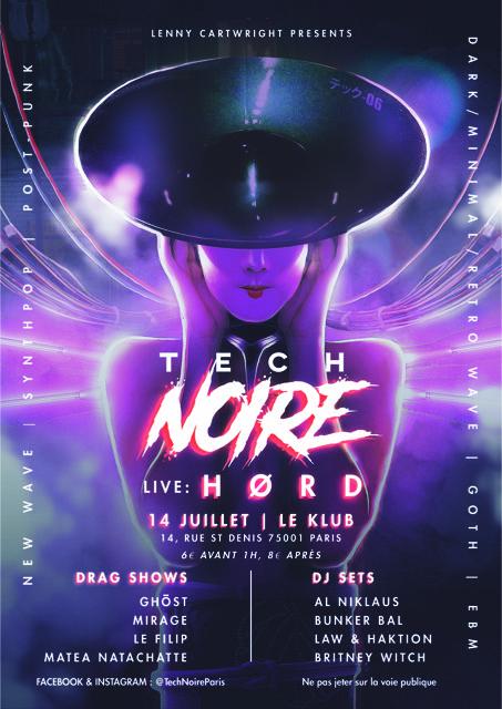 Tech Noire #6 ■ 14.07