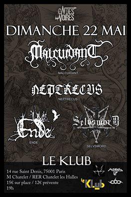 MALCUIDANT + NEPTRECUS + ENDE + DEVILSPIT