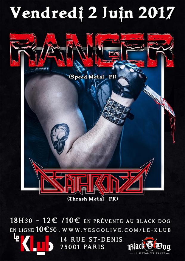 Ranger + Deathroned ■ 02.06