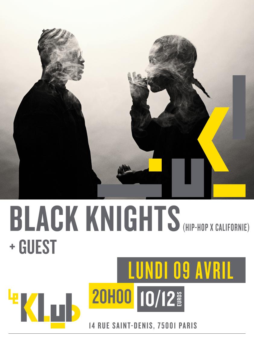 BLACK KNIGHTS ■ 09.04
