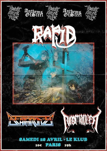 RAPID + DEATHRONED ■ 28.04