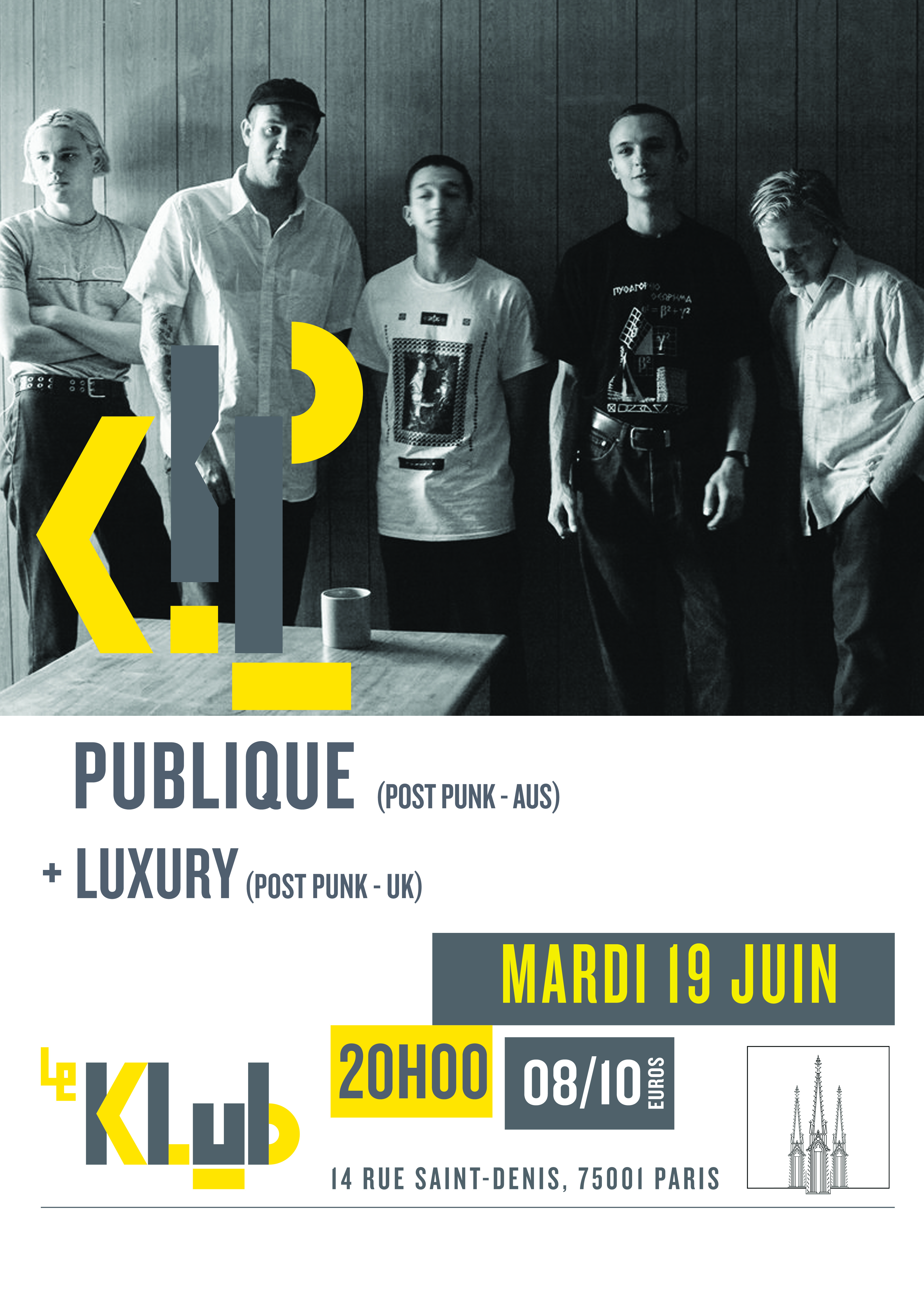 PUBLIQUE + LUXURY ■ 19.06