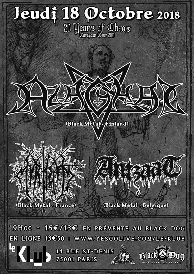 Azaghal, Myrkvid & Antzaat ■ 18.10