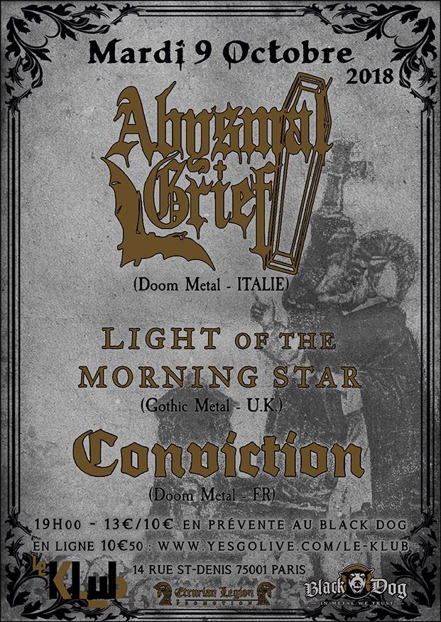 ABYSMAL GRIEF ■ 9.10