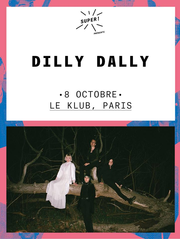 Dilly Dally ■ 8.10