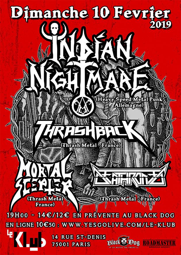 Indian Nightmare ■ 10.02