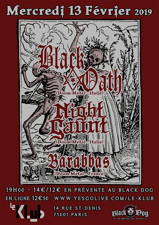 Black Oath ■ 13.02