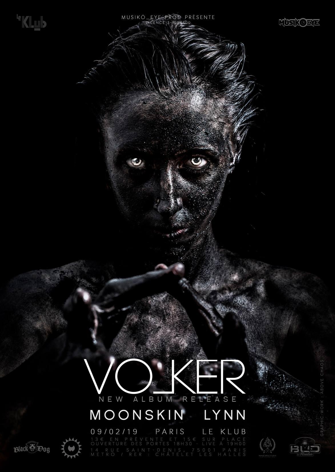 Volker + Moonskin + Lynn ■ 09.02