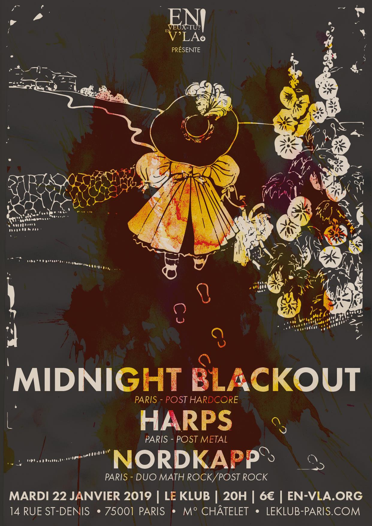 Midnight Blackout // 22.01