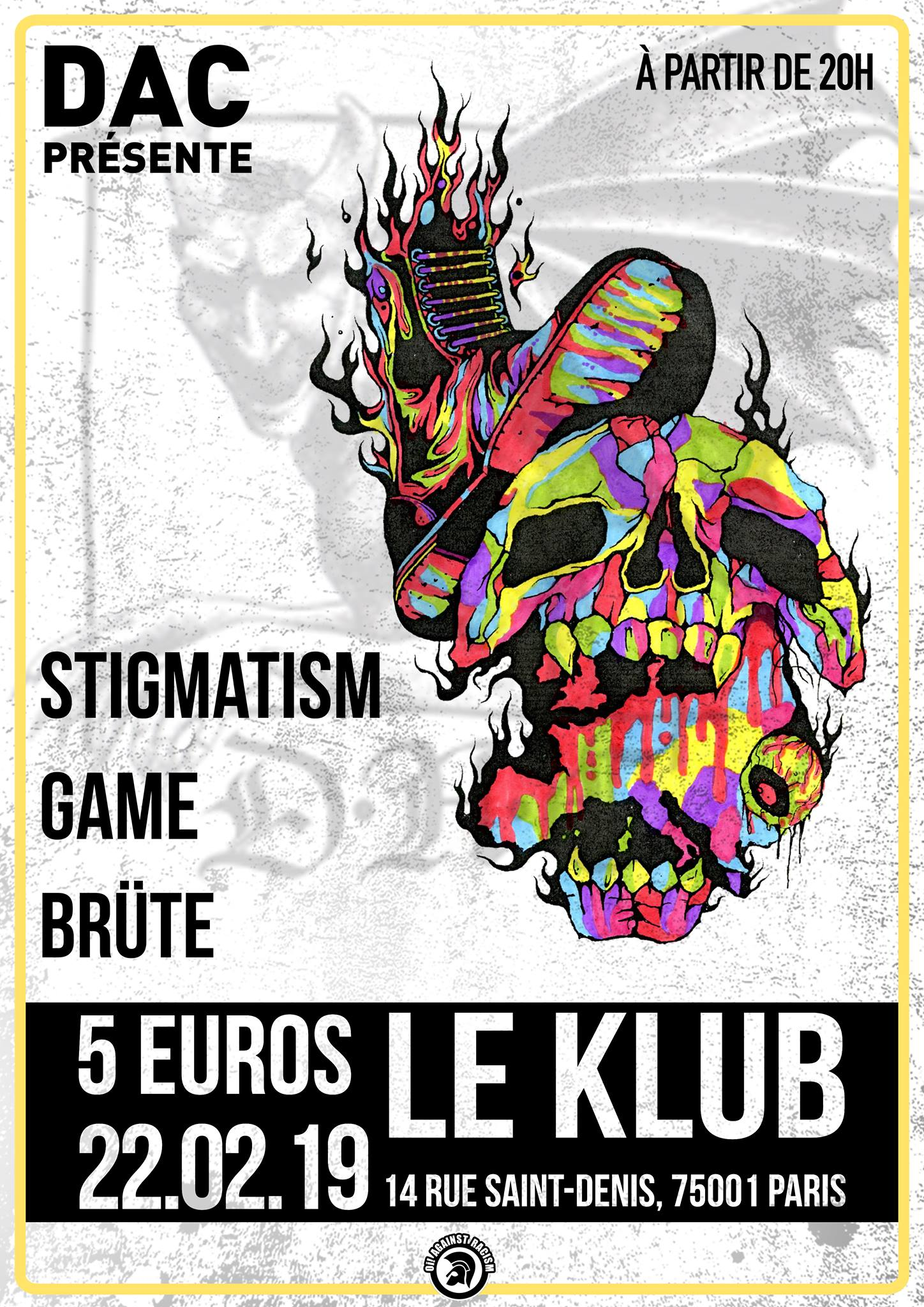 STIGMATISME + GAME + BRUTE ■ 22.02