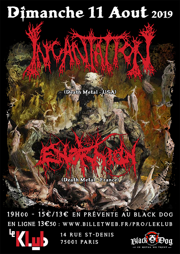 INCANTATION // 11.08