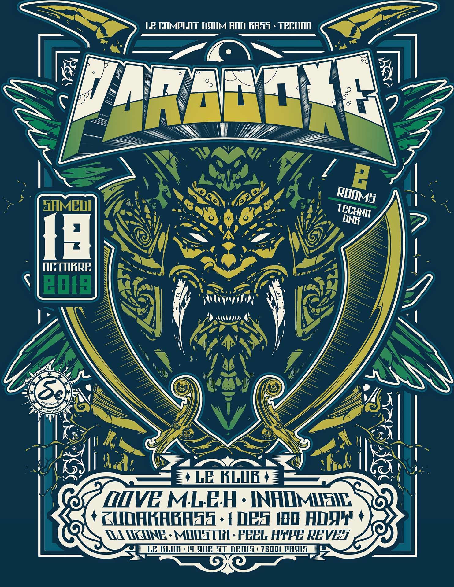 PARADOXE // 19.10