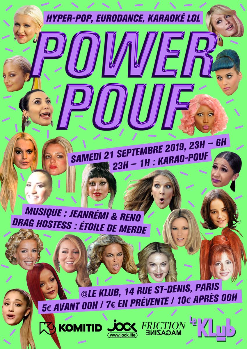 LA POWERPOUF // 21.09