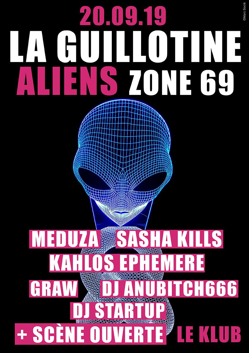 LA GUILLOTINE // 20.09