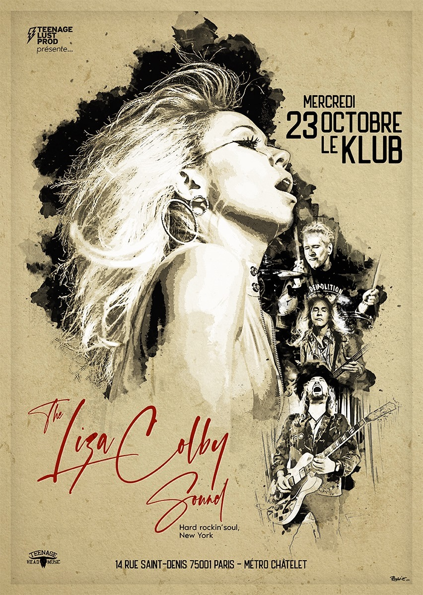 The Liza Colby Sound // 23.10