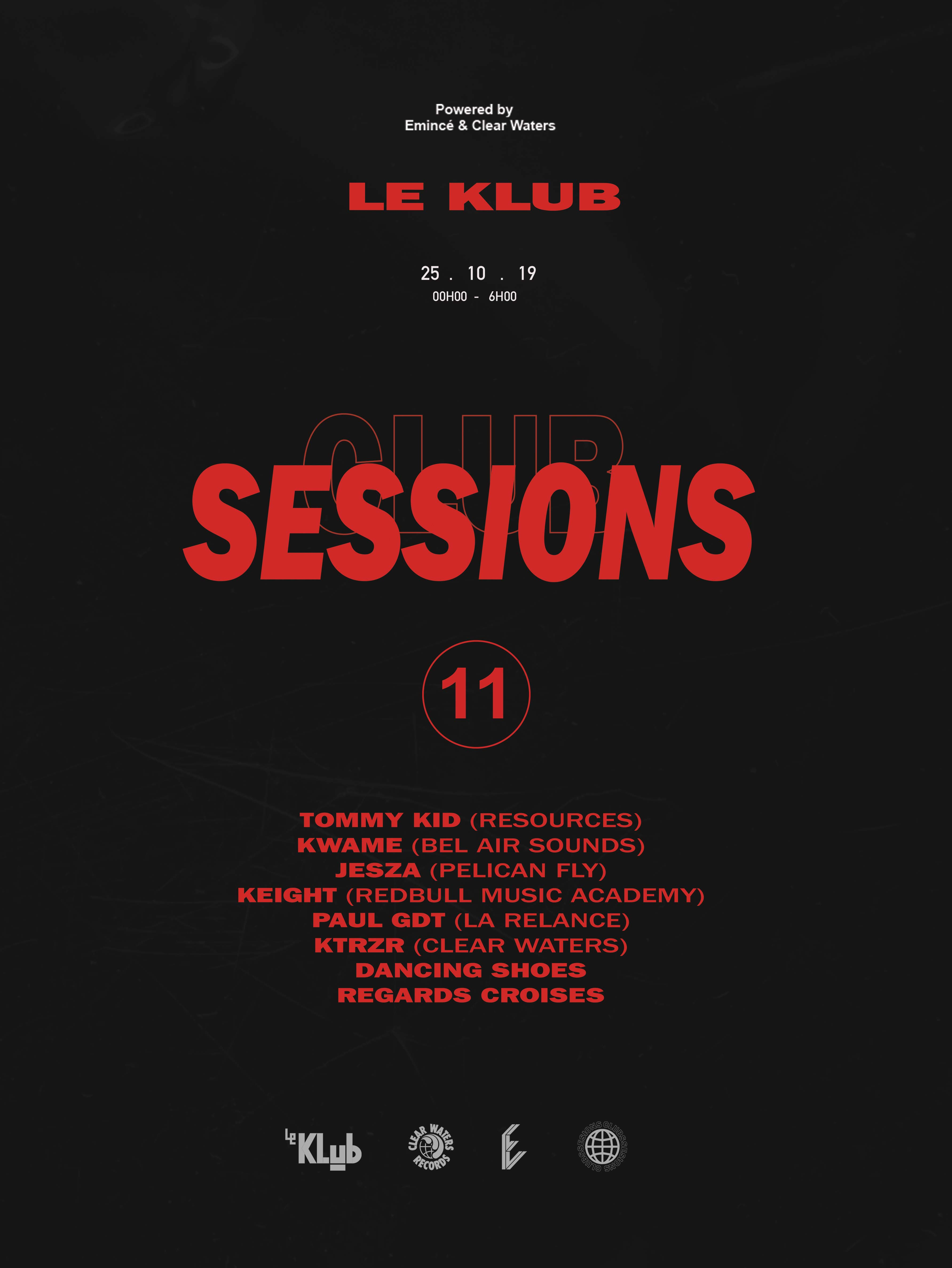 SESSIONS // 25.10