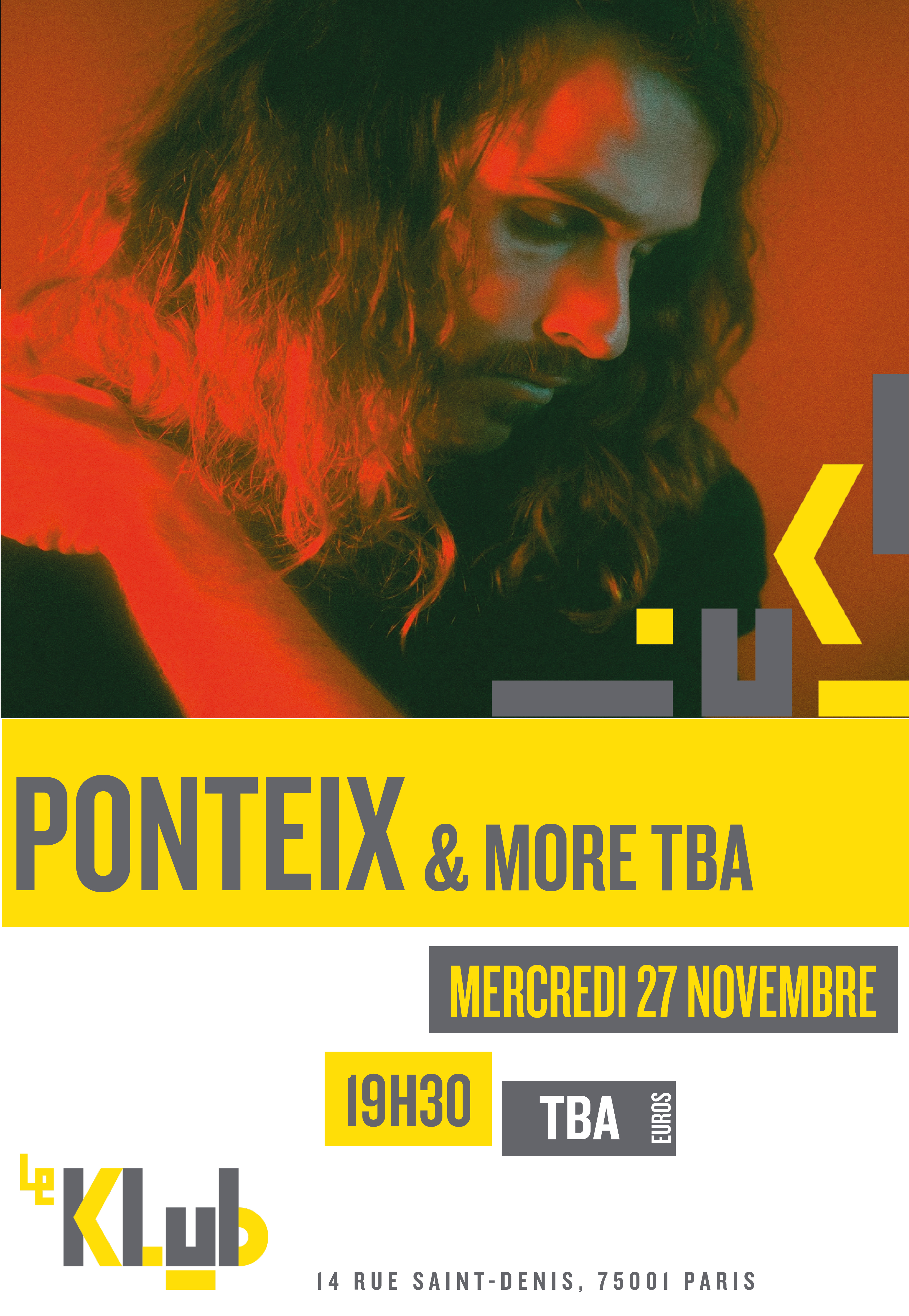 PONTEIX // 27.11