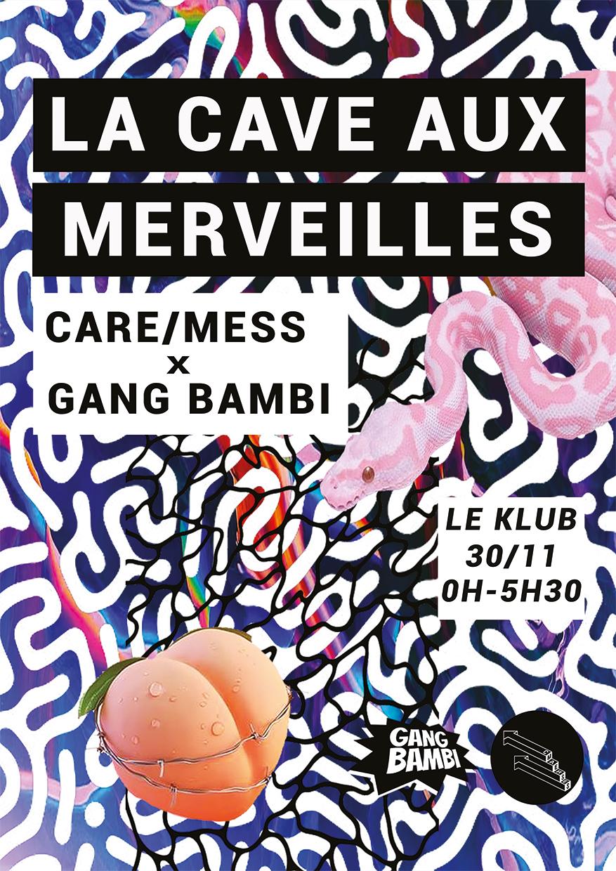 LA CAVE AUX MERVEILLES // 30.11