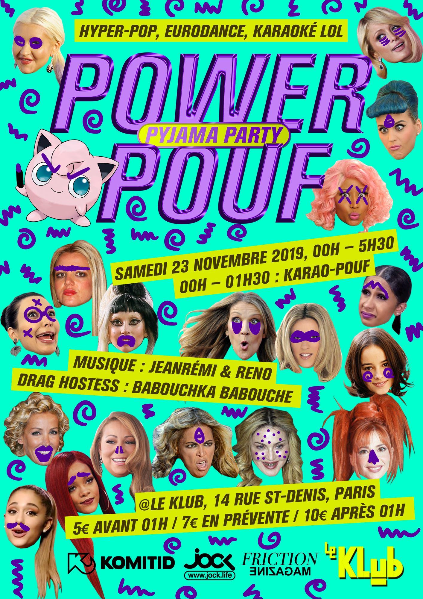 Powerpouf // 23.11