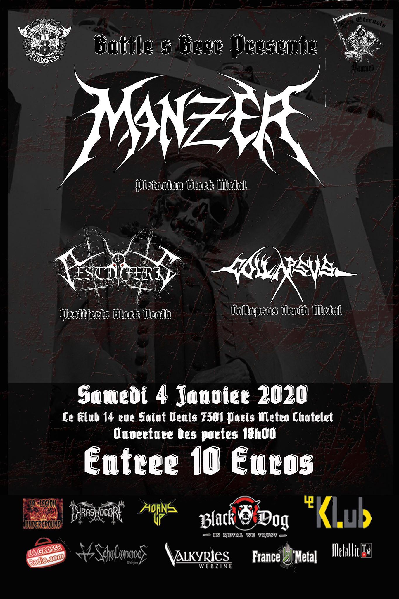 Manzer/Collapsus/Pestiferis ■ 04.01