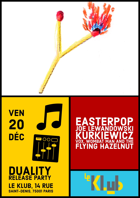 EASTERPOP // 20.12