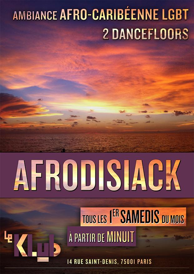 Afrodisiack // 07.12
