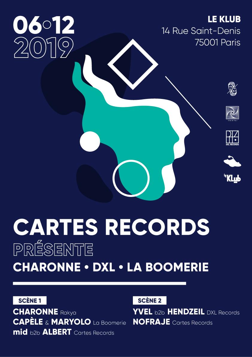 CARTE RECORDS // 06.12