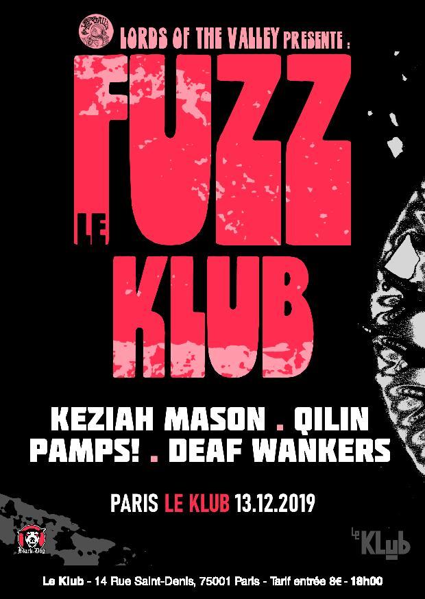 Fuzz Klub ■ 13.12