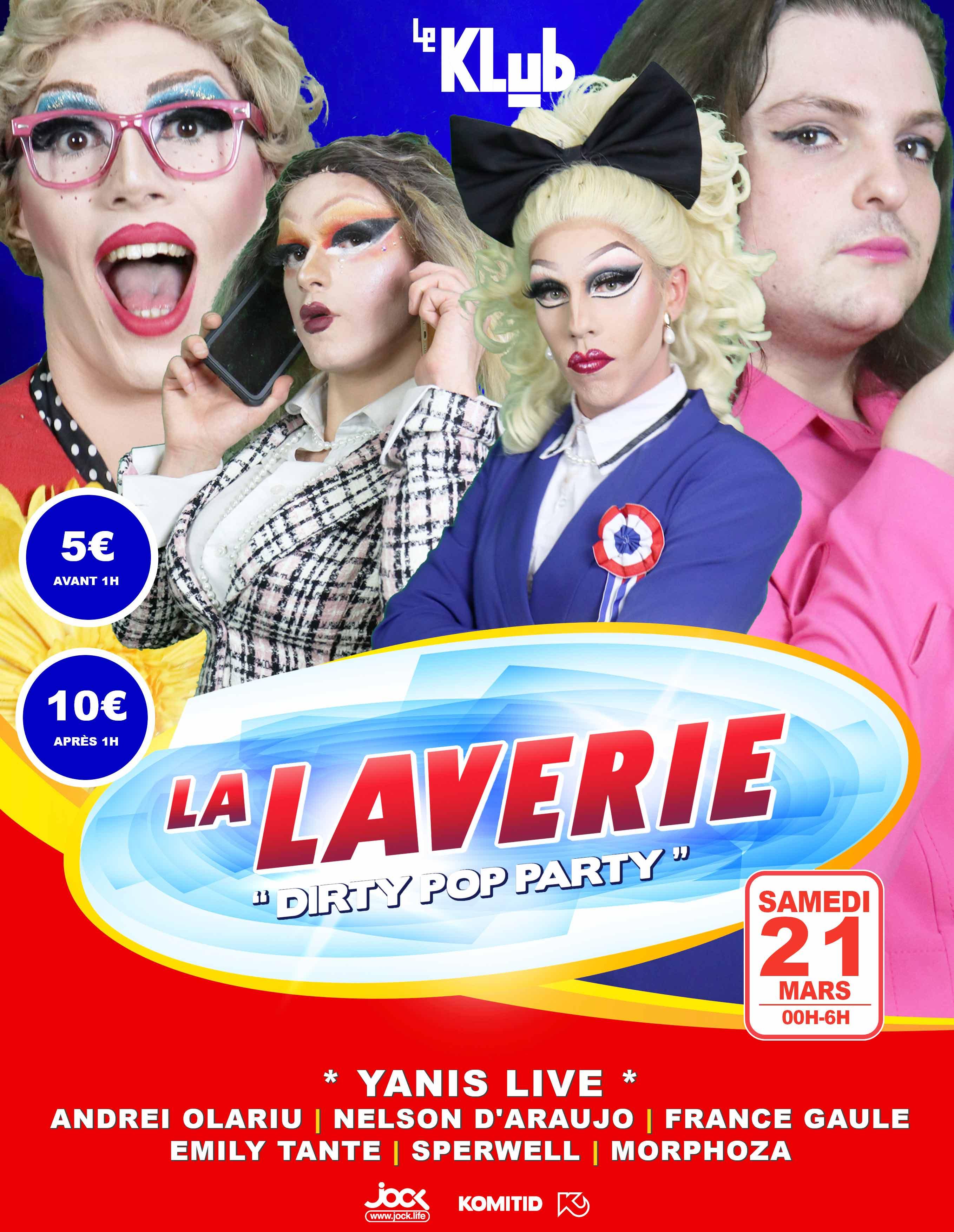 LA LAVERIE // 21.03