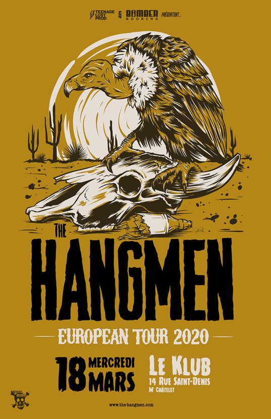 THE HANGMEN ■ 18.03