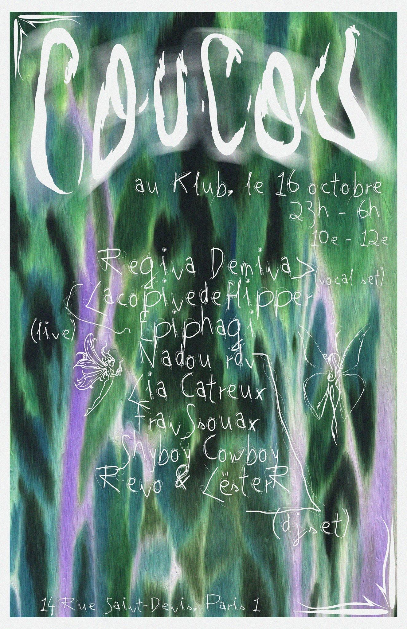 LA COUCOU ■ 16.10