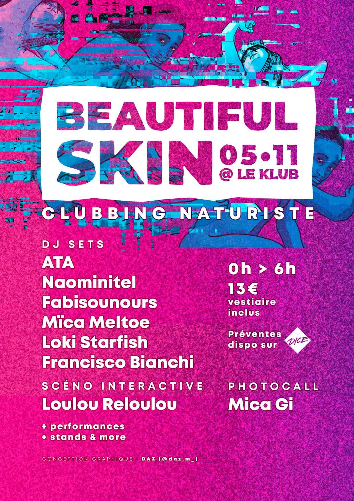 BEAUTIFUL SKIN ■ 05.11